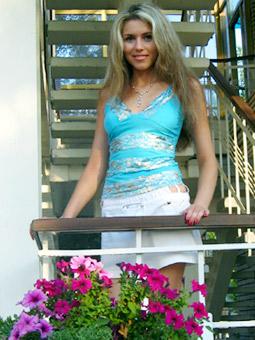 Filles russes mariée voyage